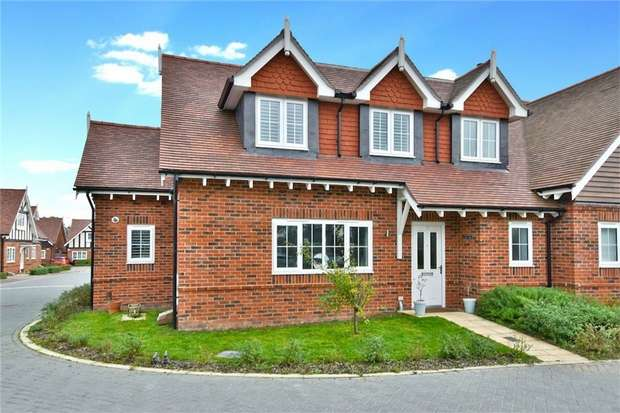 4 Bedrooms Semi Detached House for sale in Colborne Close, IVER, Buckinghamshire