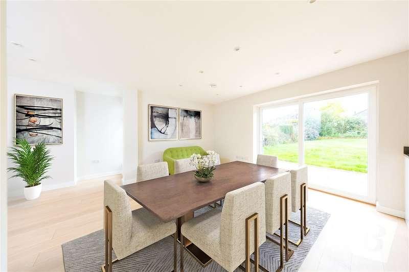 4 Bedrooms Semi Detached House for sale in Roman Road, Ingatestone, Essex, CM4