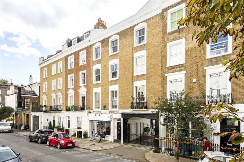 2 Bedrooms Flat for sale in Erskine Road, London, NW3