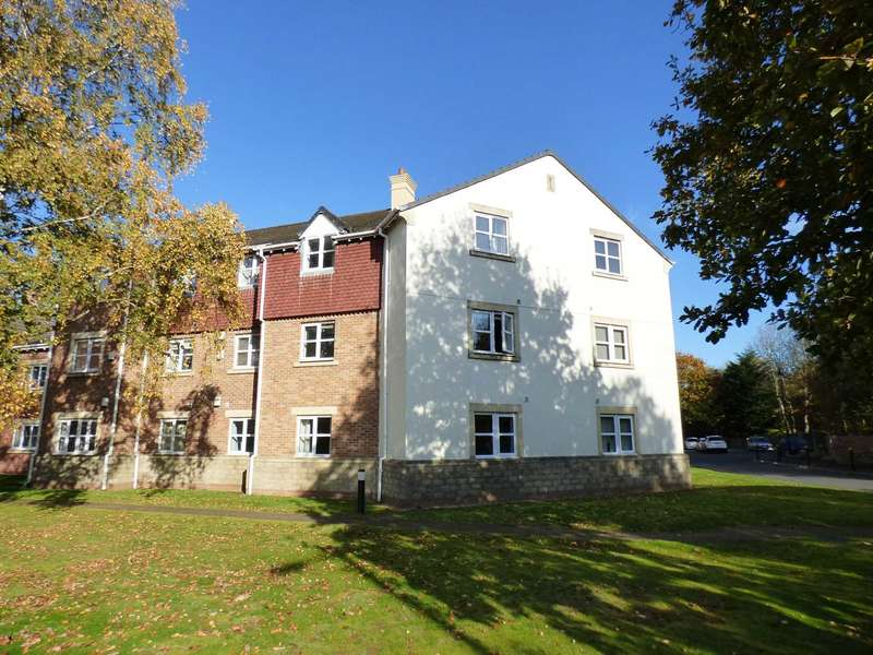 2 Bedrooms Apartment Flat for sale in Clifton Gate, South Park, Lytham