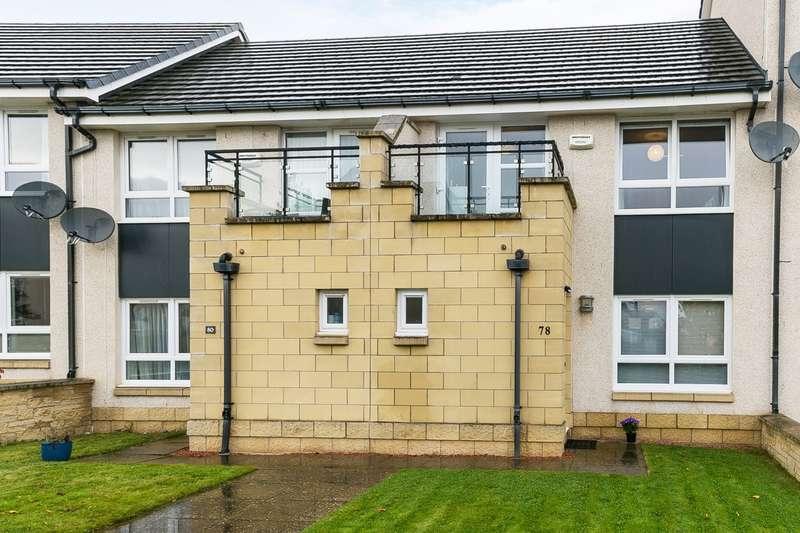 3 Bedrooms Terraced House for sale in Burnbrae Road, Bonnyrigg, EH19