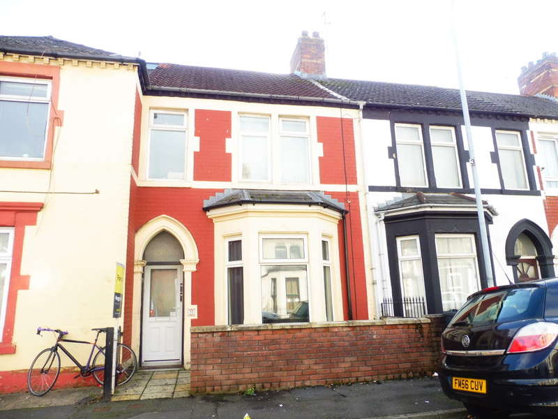 2 Bedrooms Ground Flat for sale in Aberdovey Street, Cardiff