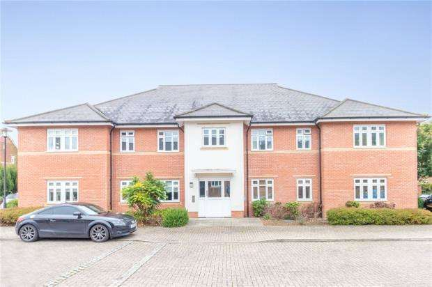1 Bedroom Apartment Flat for sale in Gabriels Square, Lower Earley, Reading