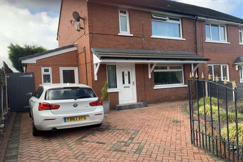 2 Bedrooms Semi Detached House for sale in Borrowdale Crescent, Ashton-Under-Lyne, OL7