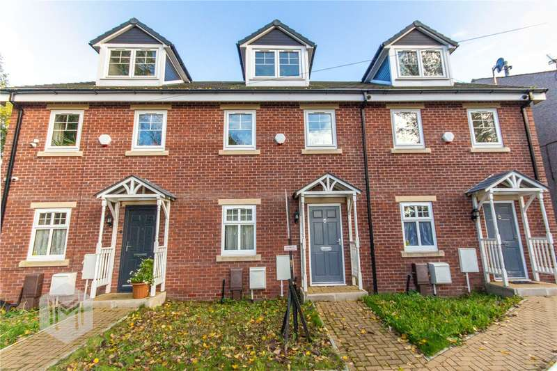 3 Bedrooms Terraced House for sale in Eden Street, Rochdale, Greater Manchester, OL12