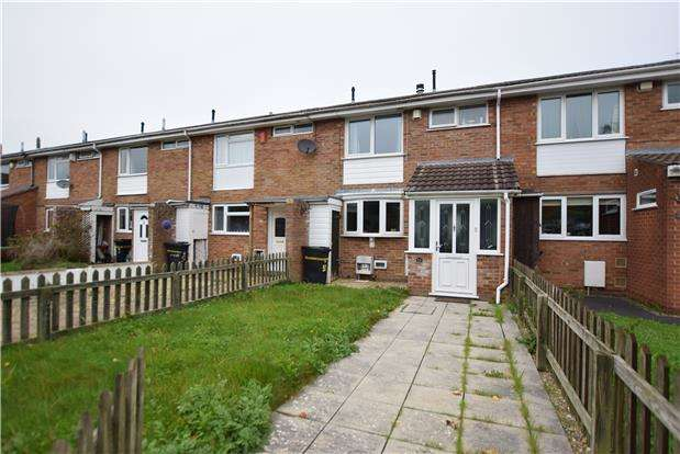 3 Bedrooms Terraced House for sale in Leaholme Gardens, BS14 0LH