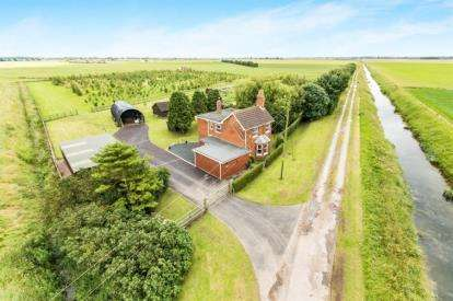 3 Bedrooms Detached House for sale in Moorhouses, New Bolingbroke, Boston