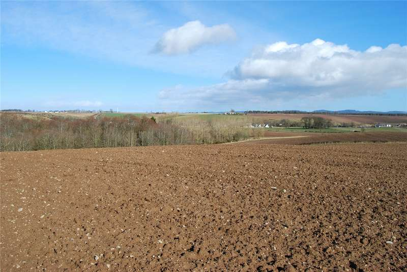 Equestrian Facility Character Property for sale in Land At East Nether Blelock Farm, Bankfoot, Perth, Perthshire, PH1