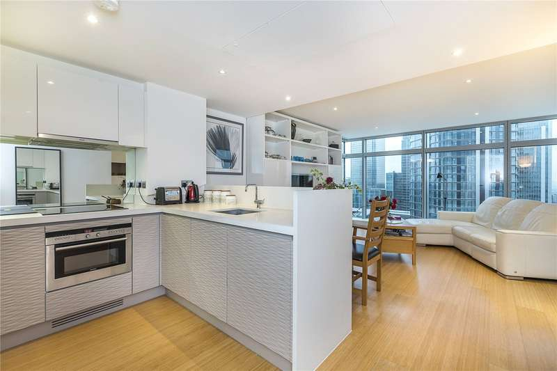 2 Bedrooms Apartment Flat for sale in Pan Peninsula Square, London, E14