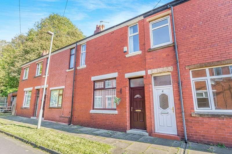 2 Bedrooms House for sale in Queens Road, Walton-le-Dale, Preston, Lancashire, PR5