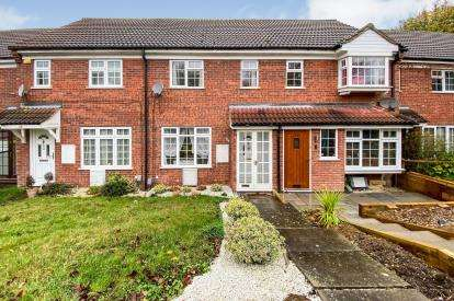 2 Bedrooms Terraced House for sale in Bowmans Way, Dunstable, Bedfordshire