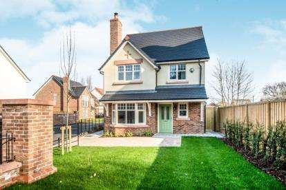 4 Bedrooms Detached House for sale in Minshull Court, Chesterfield Road, L23