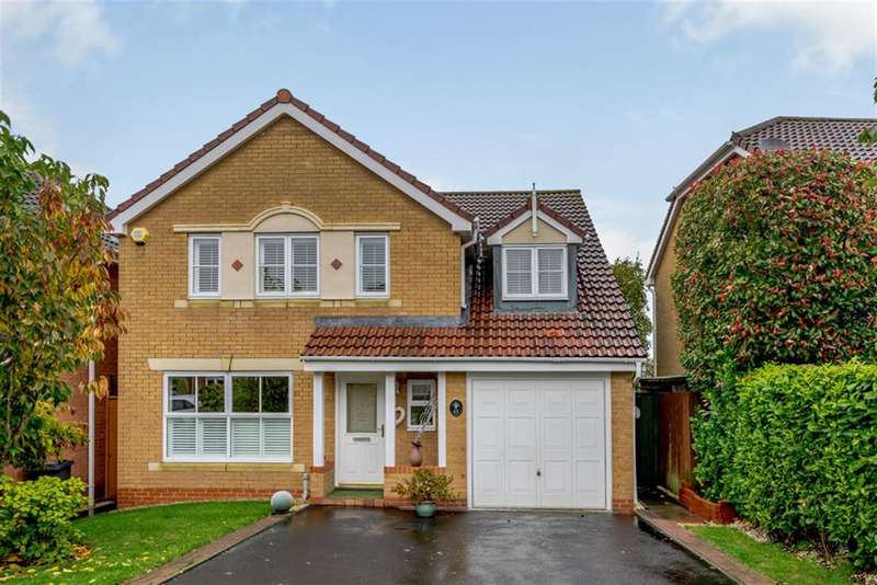 5 Bedrooms Detached House for sale in Wyndley Close, Sutton Coldfield, B74 4JD
