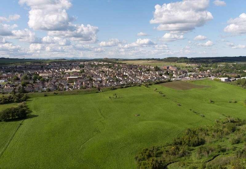 Farm Commercial for sale in Lot 4 East Tarbrax Farm, Shotts, North Lanarkshire, ML7