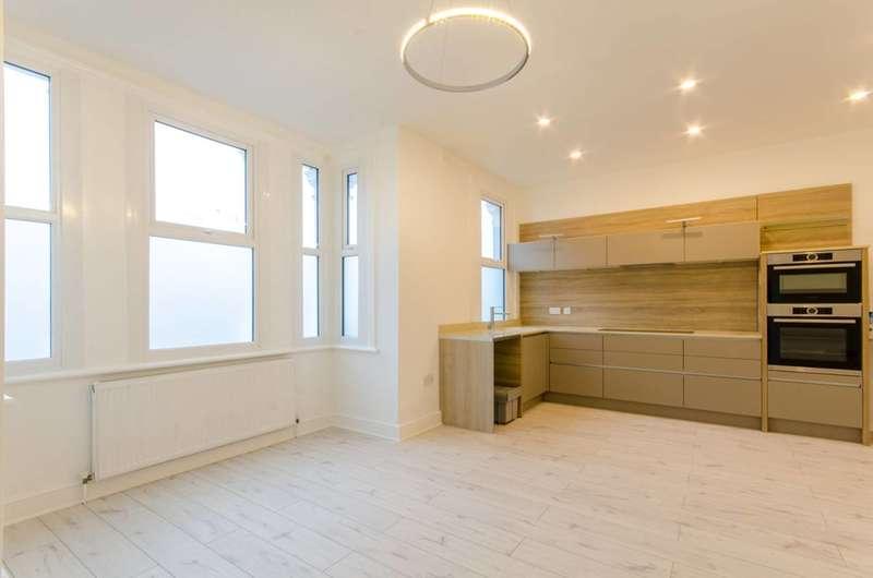 2 Bedrooms Flat for sale in Park Avenue, N22, Alexandra Park, N22