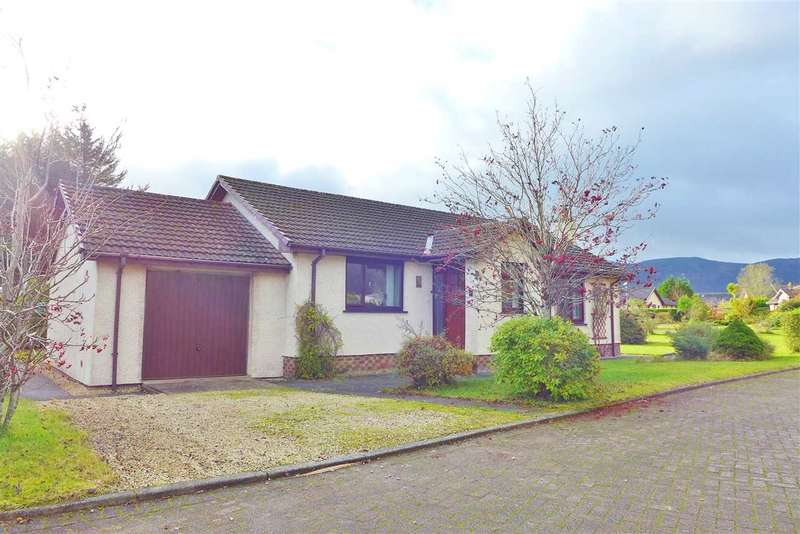 2 Bedrooms Bungalow for sale in Rowan Cottage, 6 Sheean Drive, Brodick