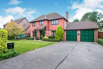4 Bedrooms Detached House for sale in Wilburton, Ely, Cambridgeshire