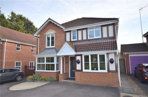 4 Bedrooms Detached House for sale in Neuman Crescent, Sovereign Fields, Easthampstead