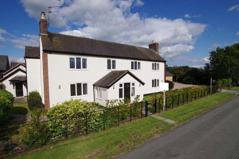 5 Bedrooms Detached House for sale in Summerhill, Milwich