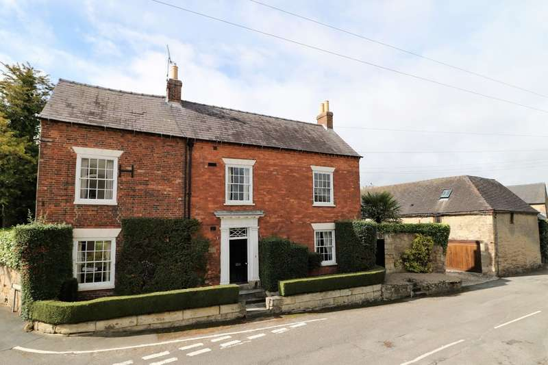 5 Bedrooms Detached House for sale in Trent Lane, Kings Newton