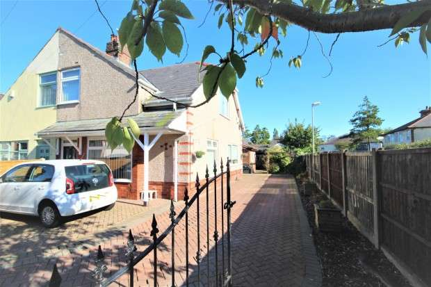 3 Bedrooms Semi Detached House for sale in Belmont Ave, Preston, PR2