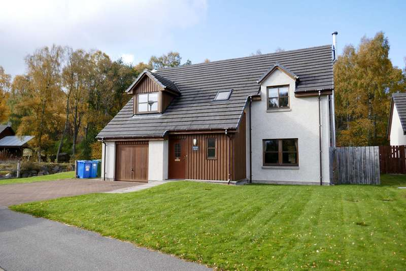 3 Bedrooms Detached House for sale in Carn Elrig View, Aviemore ***CLOSING DATE MONDAY 18TH NOVEMBER 2019 @ 12 NOON***, PH22 1UL