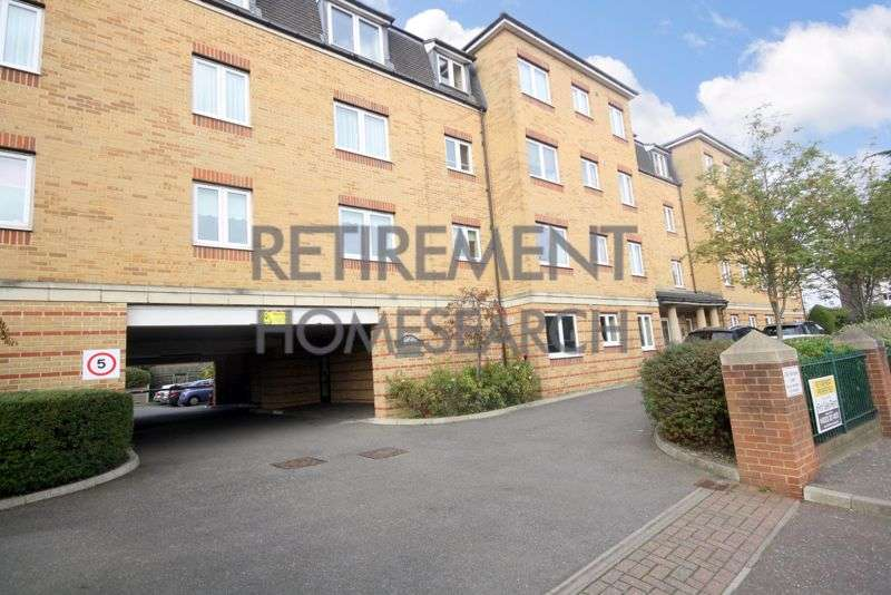 1 Bedroom Property for sale in Cliff Richard Court, Cheshunt, EN8 0BE