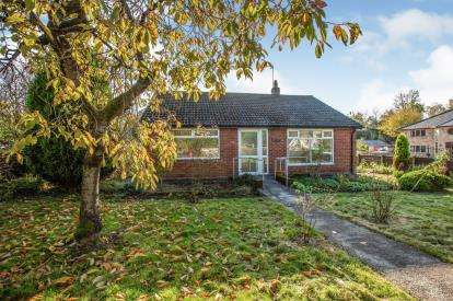 3 Bedrooms Bungalow for sale in Crosse Hall Fold, Chorley, Lancashire