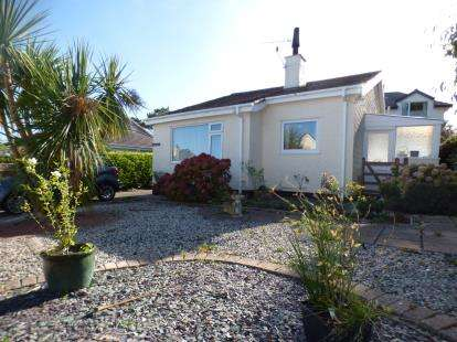 2 Bedrooms Bungalow for sale in Bryn Seiriol, Benllech, Anglesey, North Wales, LL74