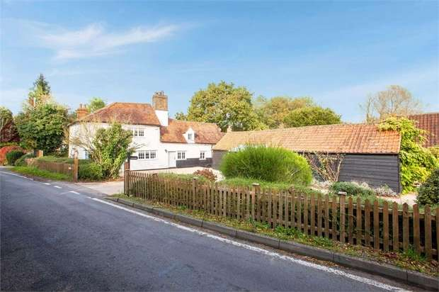 6 Bedrooms Detached House for sale in Ongar, Ongar, Essex