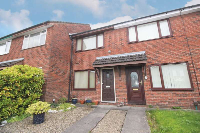 2 Bedrooms House for sale in Barlborough Road, Wigan, Greater Manchester, WN5