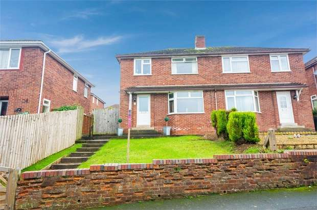 3 Bedrooms Semi Detached House for sale in Macaulay Avenue, Hereford