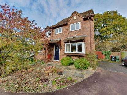3 Bedrooms End Of Terrace House for sale in Teal Close, Bradley Stoke, Bristol, Gloucestershire