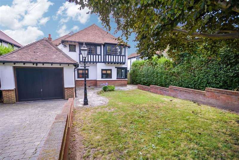 4 Bedrooms Detached House for sale in London Road, Ramsgate, Kent