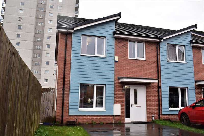 3 Bedrooms Semi Detached House for sale in Carmody Close, Manchester, M40 7LS