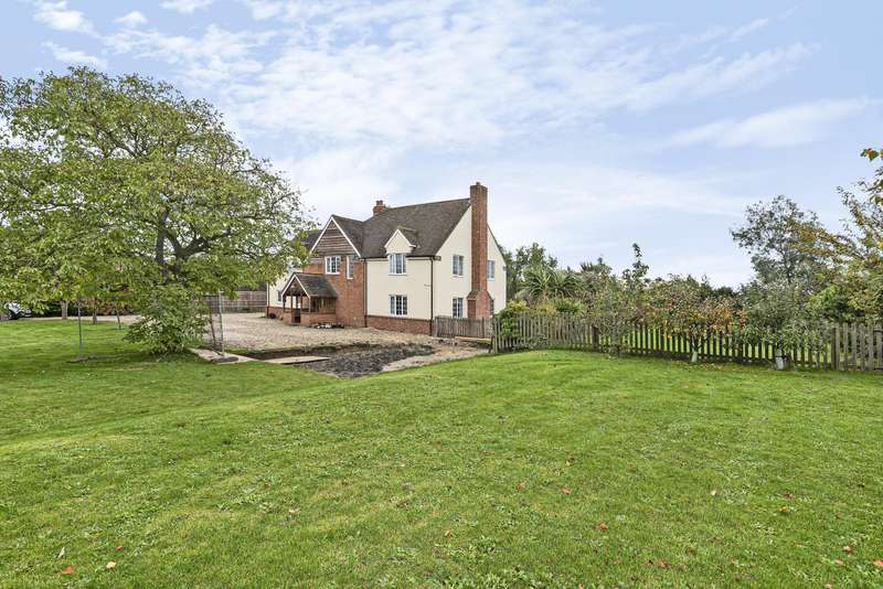 5 Bedrooms Detached House for sale in Sutton Courtenay, Abingdon, OX14