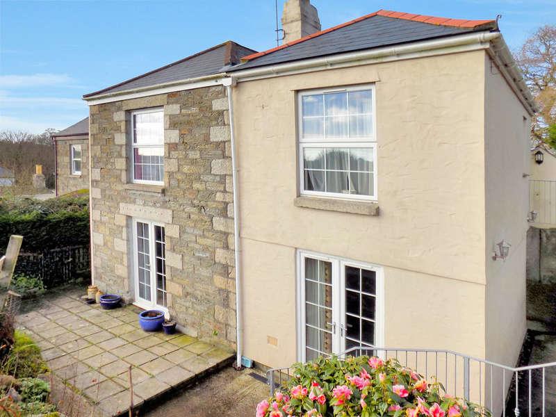 3 Bedrooms Semi Detached House for sale in Bissom, Parish of Mylor