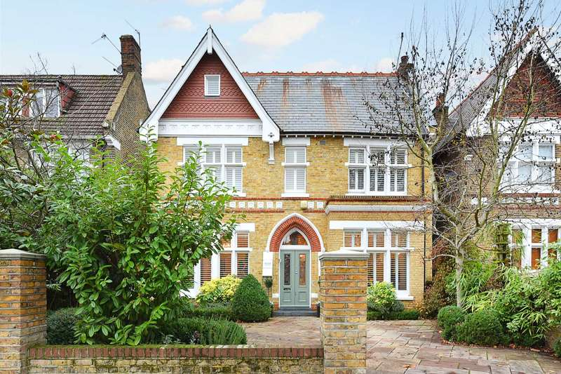 6 Bedrooms House for rent in Woodville Road, Ealing Broadway