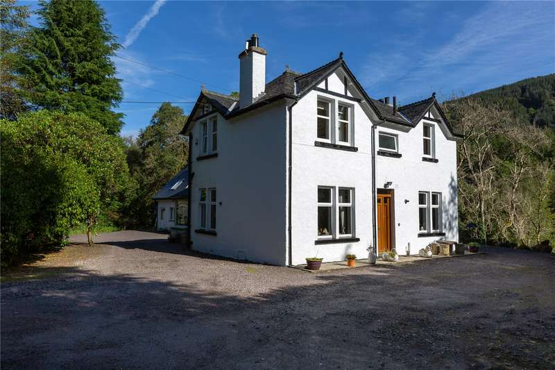 3 Bedrooms Detached House for sale in Lot 1 Tigh An Daraich, Taynuilt, Argyll and Bute, PA35