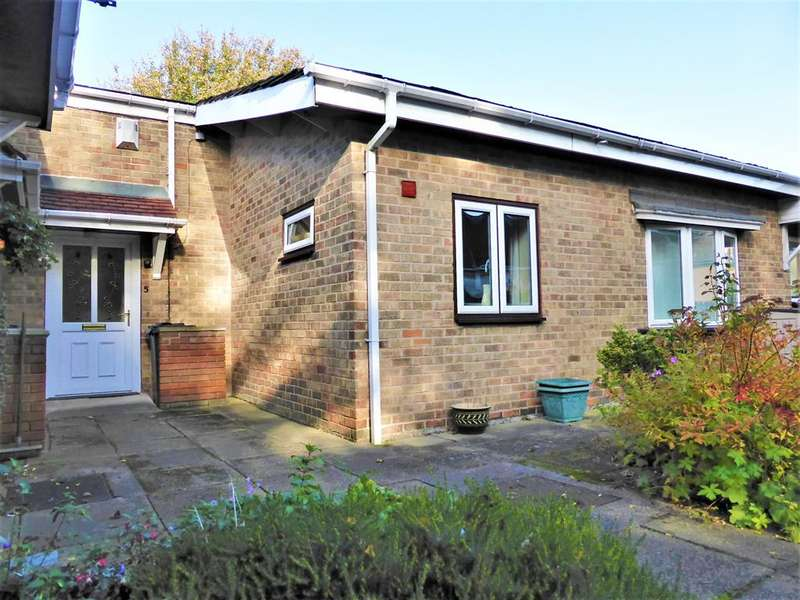 1 Bedroom Bungalow for sale in Mortomley Hall Gardens, High Green , Sheffield, S35 3HG
