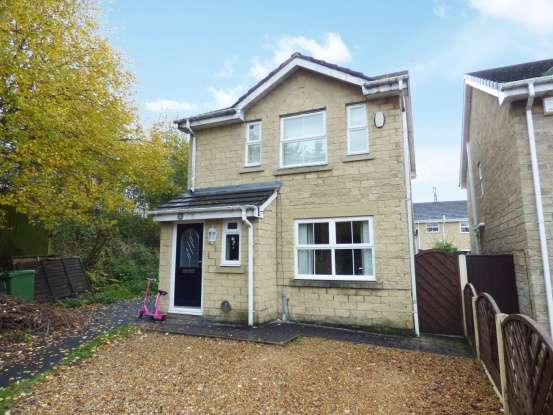 3 Bedrooms Detached House for sale in Quakers View, Nelson, Lancashire, BB9 5PU