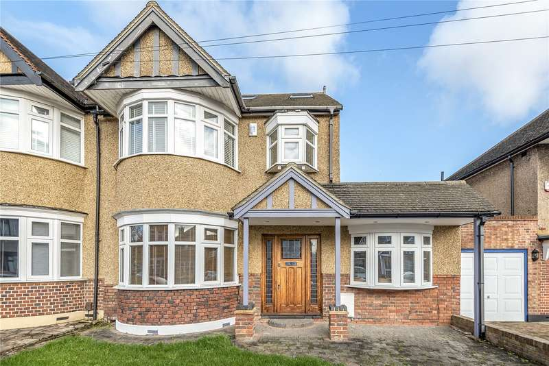 4 Bedrooms End Of Terrace House for sale in Dartmouth Road, Ruislip Manor, Middlesex, HA4