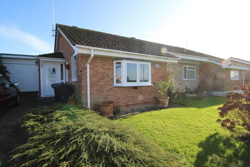 3 Bedrooms Semi Detached Bungalow for sale in St. Dominic Close, St. Leonards-on-Sea, East Sussex, TN38