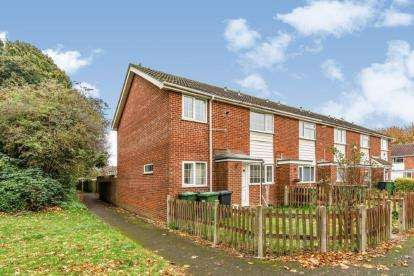 4 Bedrooms End Of Terrace House for sale in Boyatt Wood, Eastleigh, Hampshire