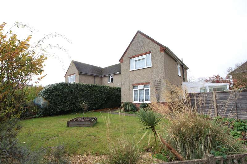 3 Bedrooms Semi Detached House for sale in Hartslock Way, Tilehurst, Reading