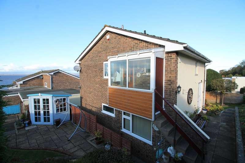 4 Bedrooms Detached House for sale in Hillside Road, Portishead, North Somerset, BS20 8JR