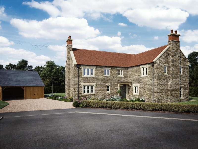 5 Bedrooms Detached House for sale in Keinton Mandeville, Somerton, Somerset, TA11