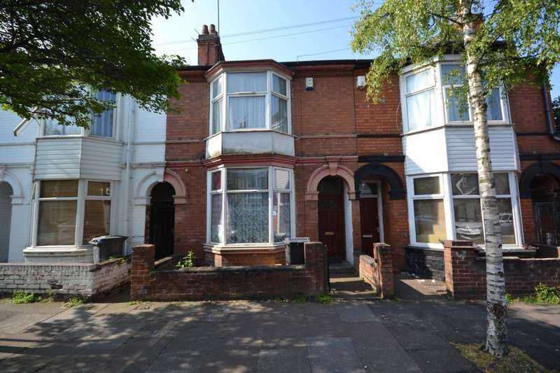 1 Bedroom Apartment Flat for rent in Stuart Street, Leicester LE3