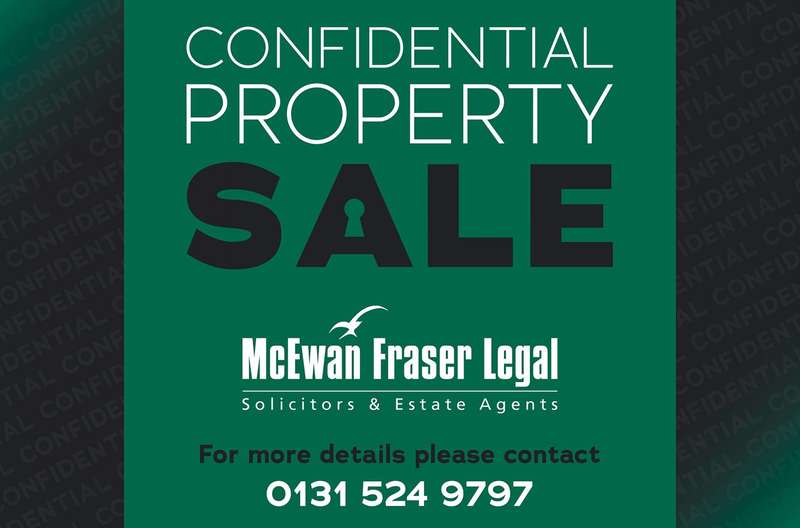 Commercial Property for sale in Care of McEwan Fraser Legal, 130 East Claremont Street, Edinburgh, EH7 4LB