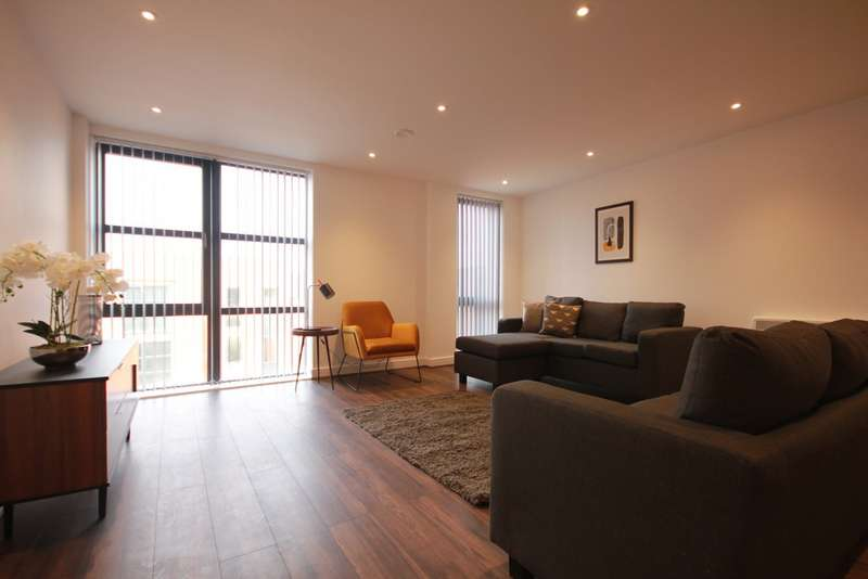 2 Bedrooms Apartment Flat for rent in Summer House, Pope Street, Jewellery Quarter, B1